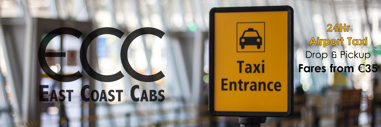 East Coast Cabs Drogheda Taxi Dublin Airport